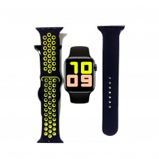 T500 Plus With Extra Strap Smart Watch Bluetooth Call Music Smartwatch Fitness Tracker Heart Rate Health Monitoring For Apple Watch