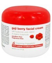 Facial Cream- Home Health Goji Berry Fragrance, 4 Ounce