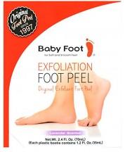 Baby Foot Exfoliant Foot Peel, Lavender Scented