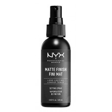 NYX Professional Makeup Setting Spray, Matte Finish, 2.03 Ounces