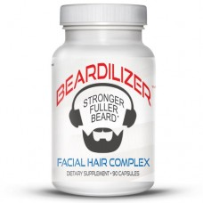 Beardilizer Facial Hair Growth Complex for Men