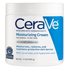 CeraVe Moisturizing Cream Daily Face and Body Moisturizer 19 oz