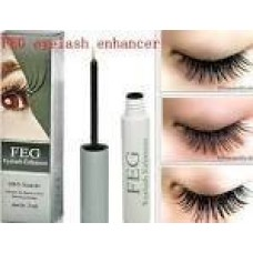 FEG Eyelash Enhancer Growth Serum 3ml 2015 Anti Counterfeit Box **Authentic**