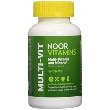 Buy Halal Multivitamin and Mineral by Noor Vitamins Online in Pakistan