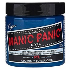 Manic Panic Atomic Turquoise 3 Ounce