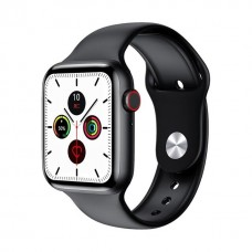 W26 Plus Smart Watch 44mm Size For Apple Watch Men Bluetooth Call 1.75 Inch Screen Rotation Function